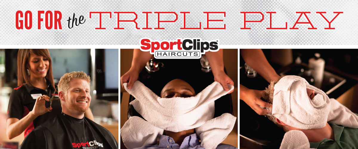 The Sport Clips Haircuts of Grand Rapids - Shops at Plaza Triple Play